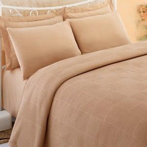 Narzuta na łóżko Pique 281, 200x230 cm