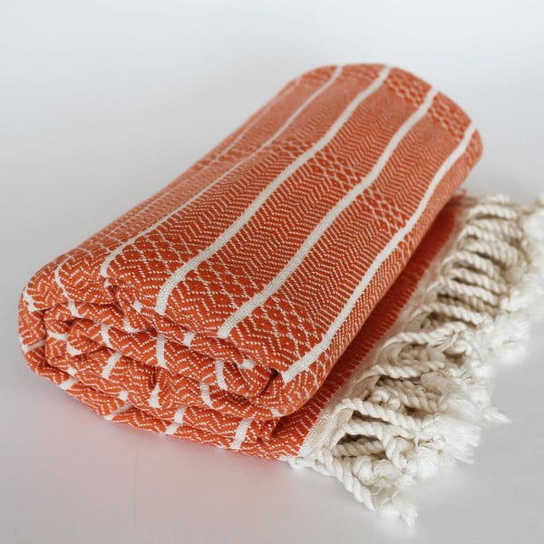 Peshtamal Gocek Orange, 100x175 cm