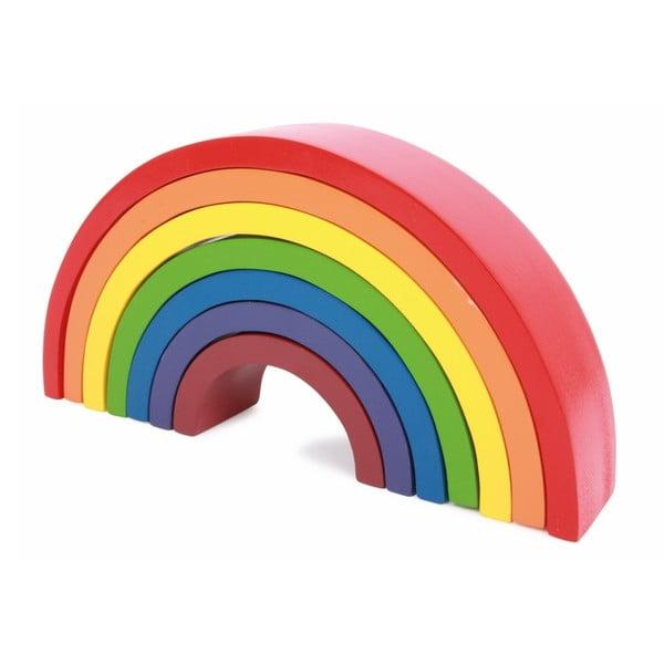 Zabawka do rozwoju motoryki Legler Rainbow