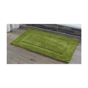 Dywanik łazienkowy Rahmen Green, 50x70 cm