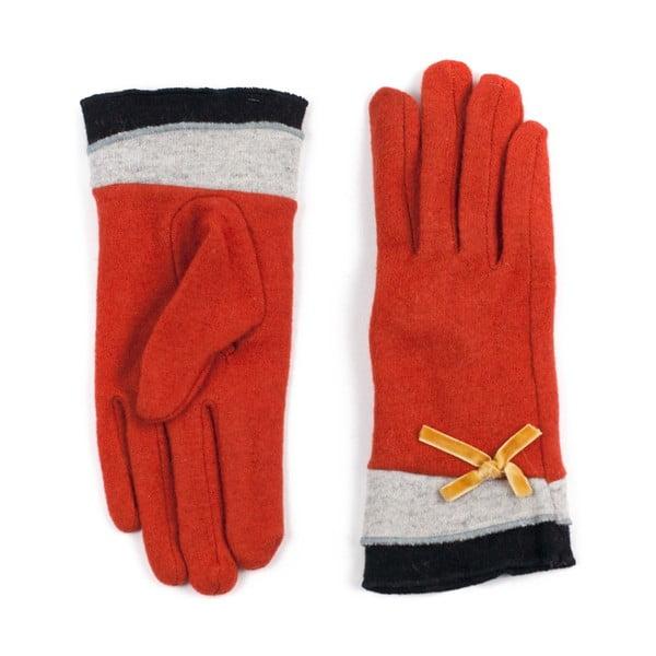 Rękawiczki Bow Red