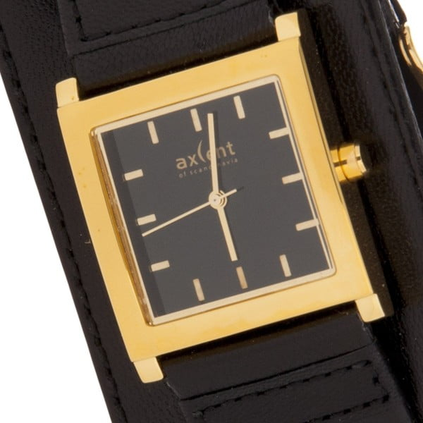 Skórzany zegarek damski Axcent X17747-237