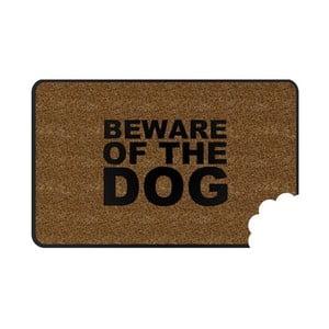Wycieraczka Beware of dog