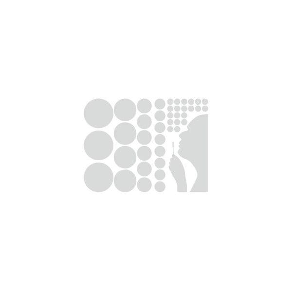 Naklejka ścienna Bańki mydlane, lewa strona