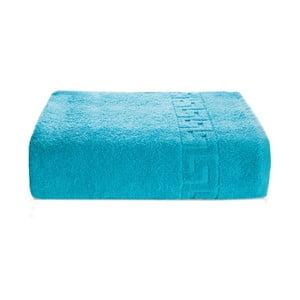 Niebieski ręcznik bawełniany Kate Louise Pauline, 50x90 cm