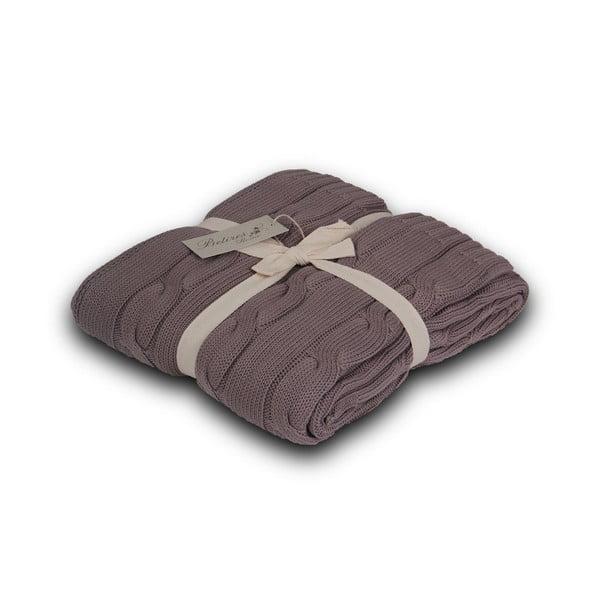 Koc Homemania Couture Light Brown, 130x170 cm