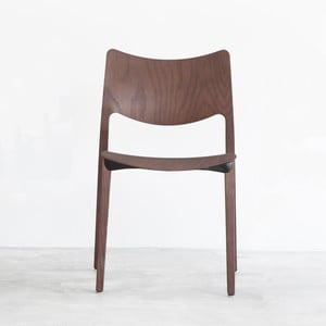 Krzesło Laclasica, ciemnoszare
