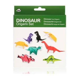 Zestaw origami NPW Origami Dinosaur