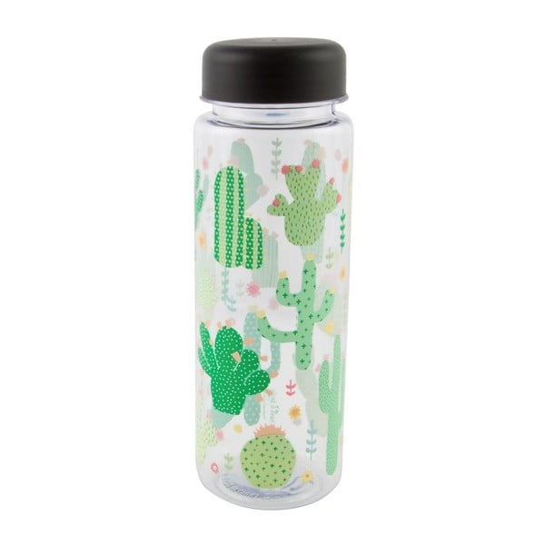 Butelka na wodę Sass & Belle Colourful Cactus