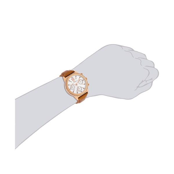 Zegarek damski Rhodenwald&Söhne Flavia Cognac
