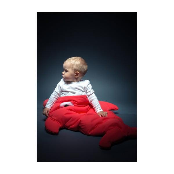 Śpiworek dla dziecka (również na lato) Slate Blue Polka Dot