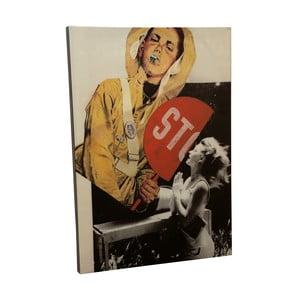 Obraz Stop, 50x70 cm
