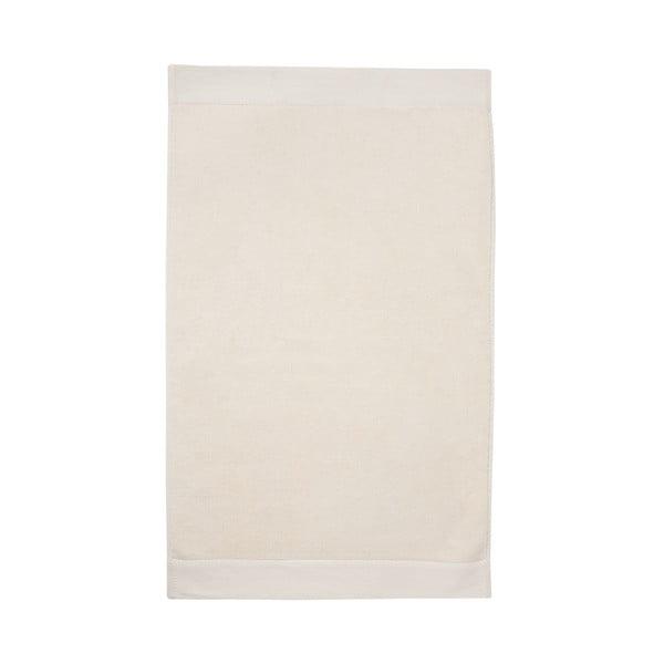 Kremowy dywanik łazienkowy Seahorse Pure, 50x90cm