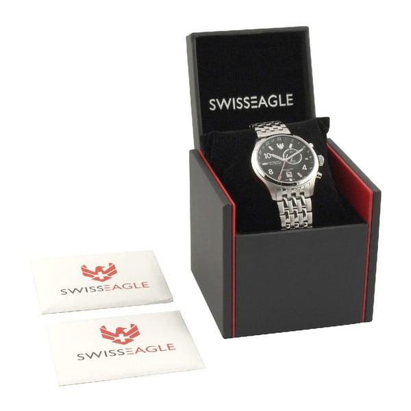 Zegarek męski Swiss Eagle Mission SE-9060-11