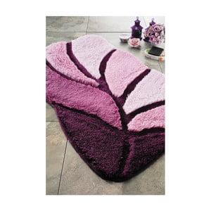 Dywanik łazienkowy Arus Aubergine, 60x100 cm