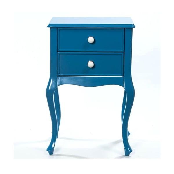 Szafka Bourbon Blue, 46x33x70 cm