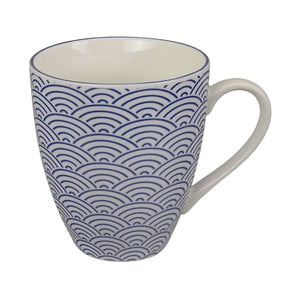 Porcelanowy kubek Nippon Blue Wave