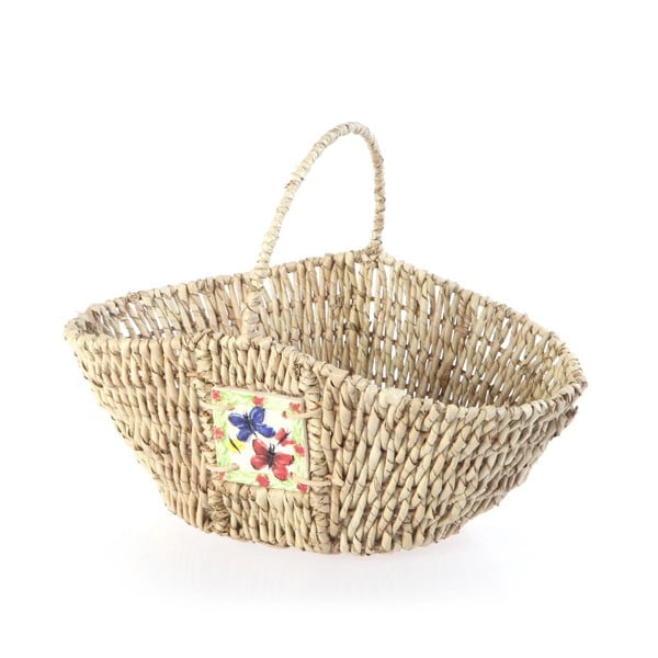 Wiklinowy koszyk Wicker Picnic, 40 cm