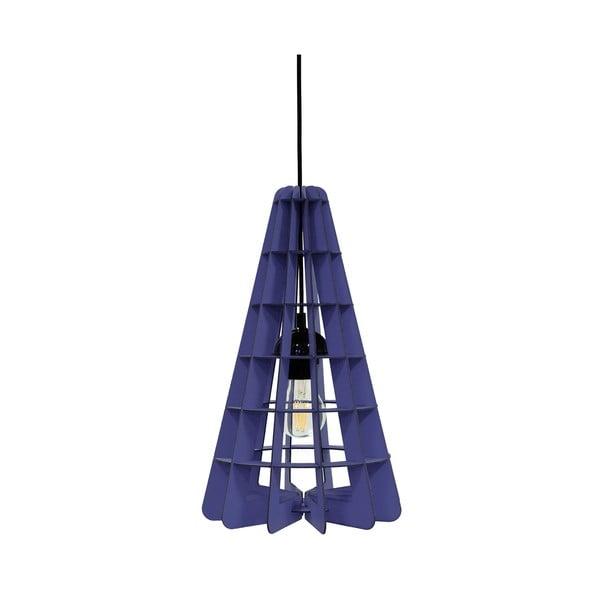 Lampa Conic, niebieska