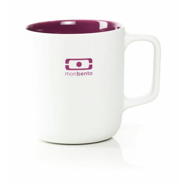 Kubek porcelanowy Mug Plum