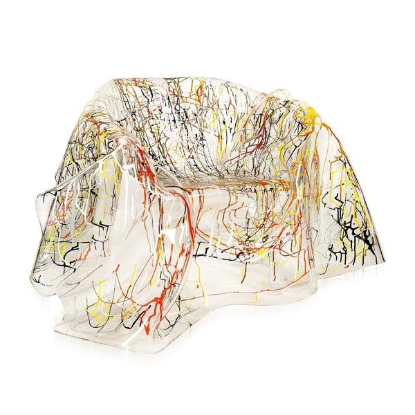 Fotel Drapppeggi Poltrona Multicolor