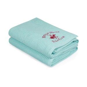 Zestaw 2 ręczników BHPC Louise, 86x168cm