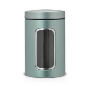 Pojemnik Window 1.4 l, miętowy