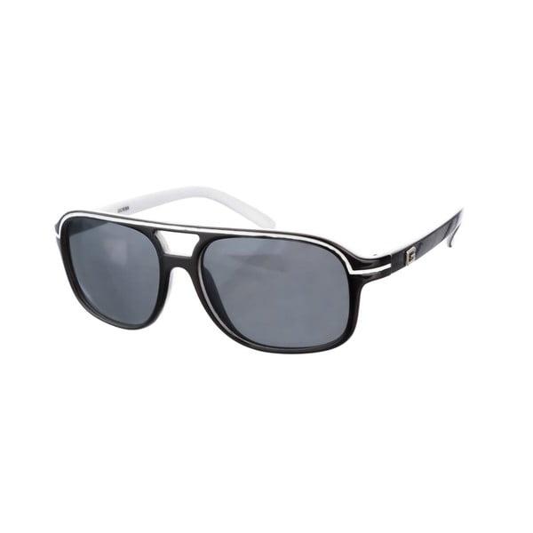 Dziecięce okulary przeciwsłoneczne Guess 209 Black White