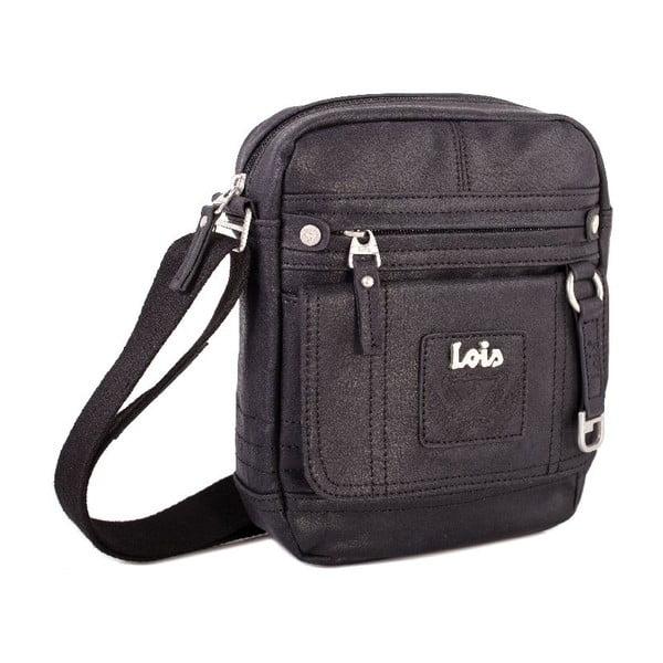 Torba przez ramię Lois Black, 18x22 cm