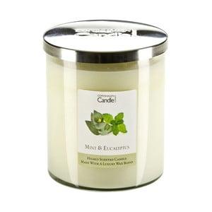 Świeczka o zapachu mięty i eukaliptusa Copenhagen Candles, czas palenia 70 godz.