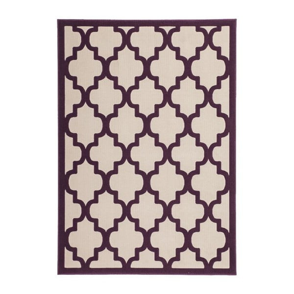 Dywan Maroc 387 Purple, 80x150 cm