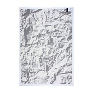 Dywan White Linen, 80x150 cm