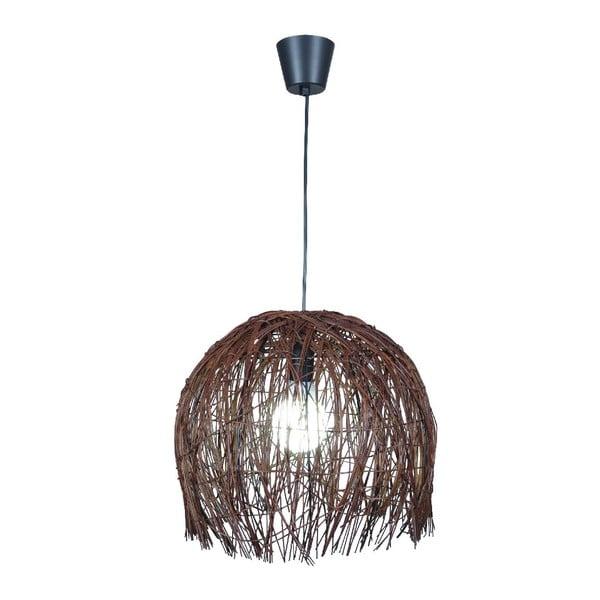Lampa wisząca Struwel Dark Brown, 28x30 cm