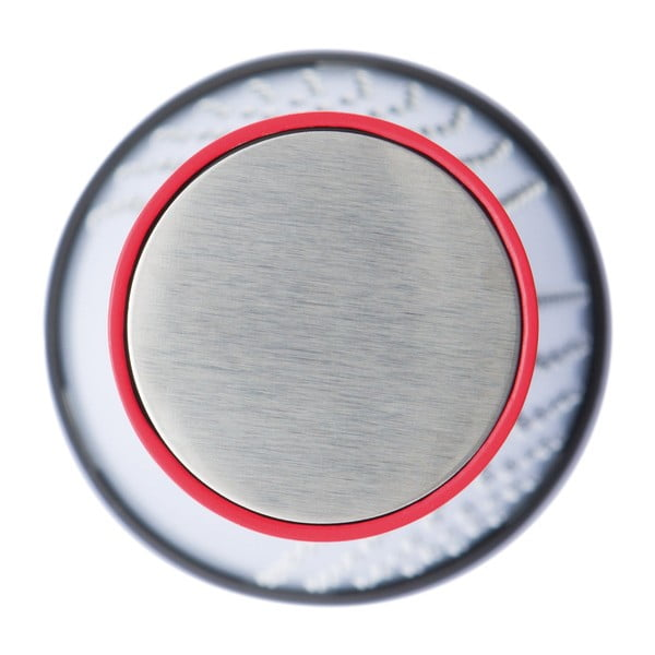 Czerwona tarka ze stali nierdzewnej XD Design Spire