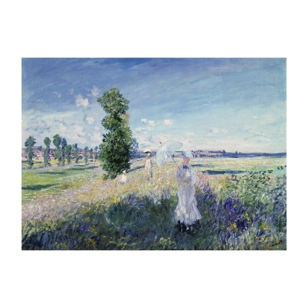 Tapeta wielkoformatowa Claude Monet, 315x232 cm
