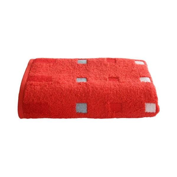 Ręcznik Quatro Red, 80x160 cm