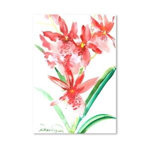 Plakat Orchids in Pink (projekt Suren Nersisyan)