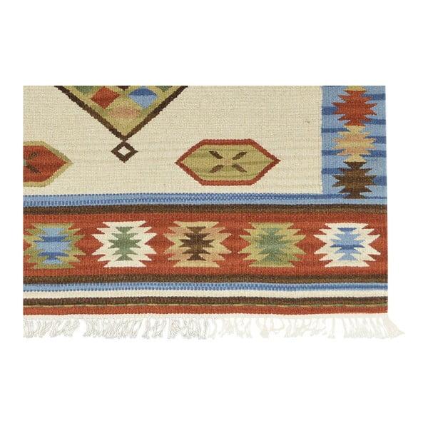 Ręcznie tkany dywan Kilim Classic K26 Mix, 95x155 cm
