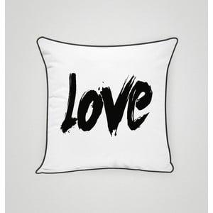 Poszewka na poduszkę Love II, 45x45 cm