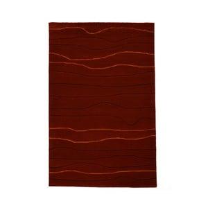 Dywan Tufting 120x180 cm, czerwony