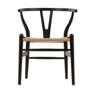 Krzesło Silla Toscana Negra
