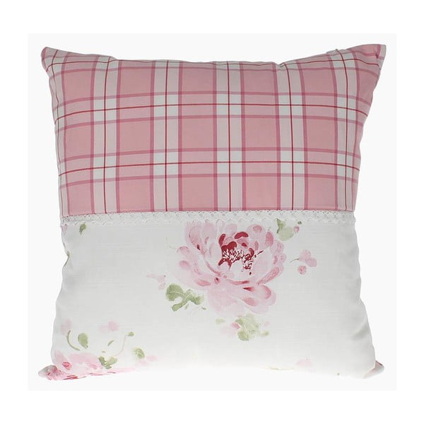 Poduszka Pink Bella, 45x45 cm