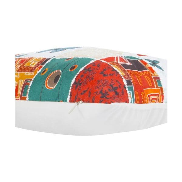 Poszewka na poduszkę z wypełnieniem Etnic V48, 45x45 cm