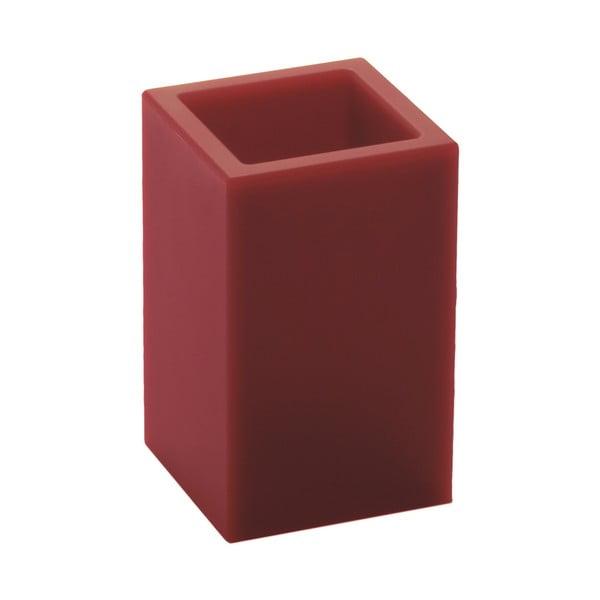 Niezniszczalny wazon Ivasi Medium, ciemnoczerwony
