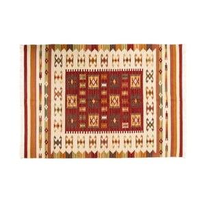 Dywan ręcznie tkany Kilim Dalush 003, 90x60 cm