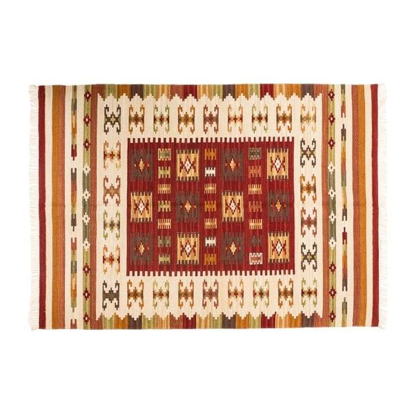 Dywan ręcznie tkany Kilim Dalush 203, 150x90 cm