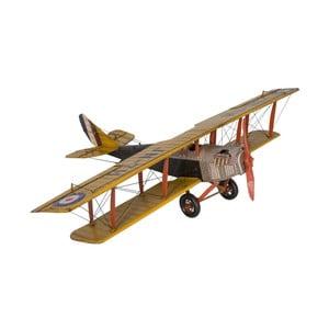 Dekoracja samolot Yellow Plane