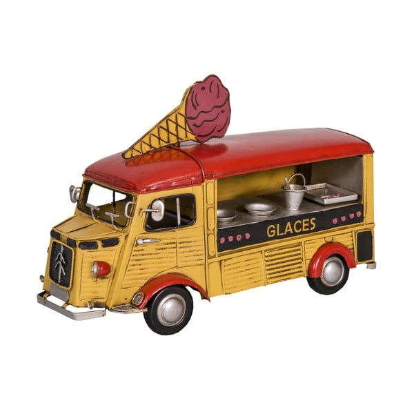 Dekoracja auto Icecream Truck