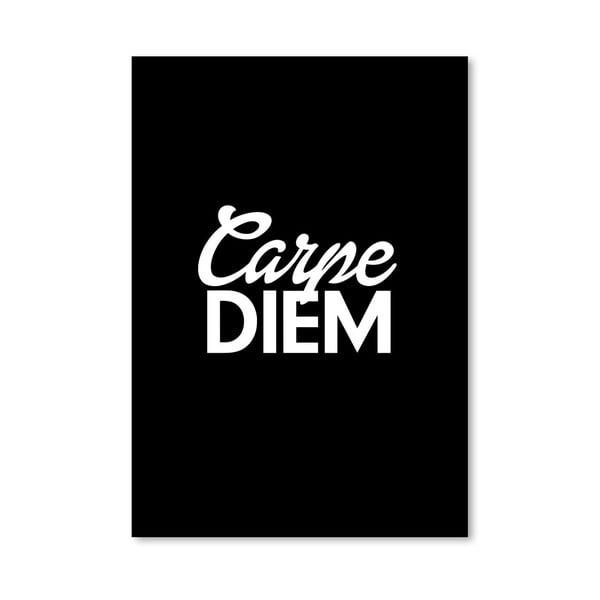 """Plakat """"Carpe Diem"""", 42x60 cm"""