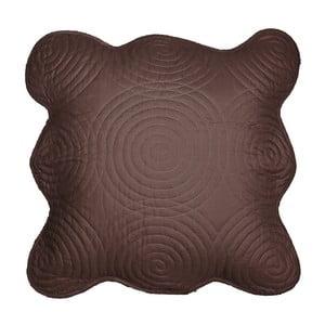 Poszewka na poduszkę Uni Choco, 60x60 cm